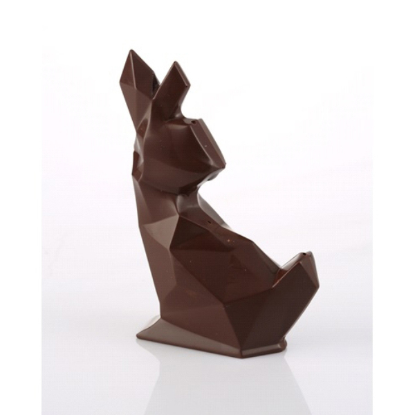 Origami Le easter chocolate moulds molds