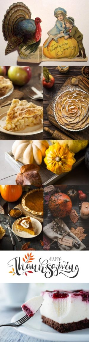 Thanksgiving Le Comptoir de la Patisserie
