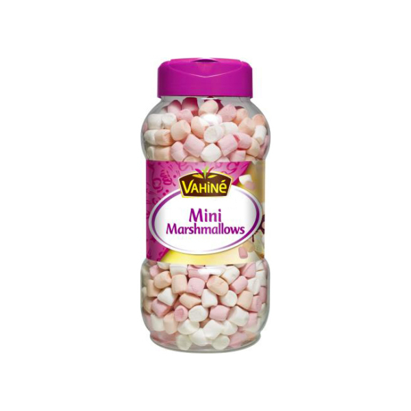 Mini Chamallows Mini Marshmallows Vahiné Le Comptoir de la Patisserie