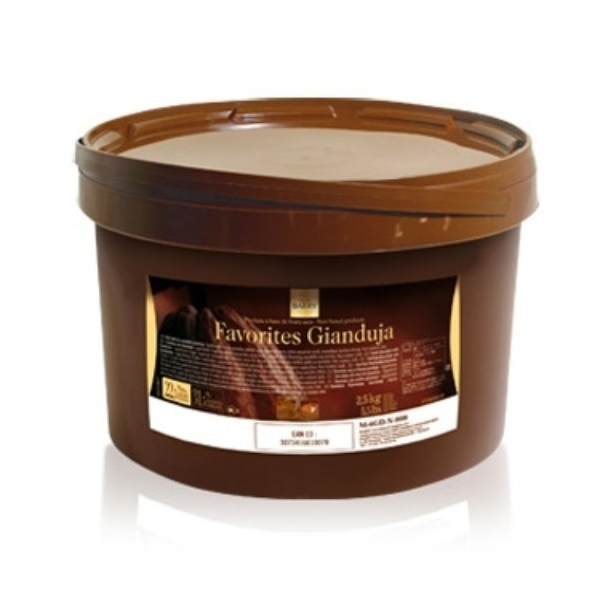 Gianduja Favorites Barry Le Comptoir de la Patisserie