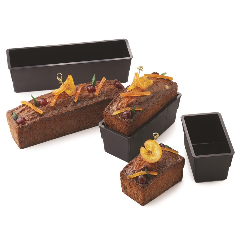 moule cake moules exoglass le comptoir de la p tisserie. Black Bedroom Furniture Sets. Home Design Ideas